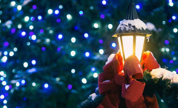 La celebración navideña