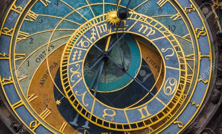 El reloj cosmico